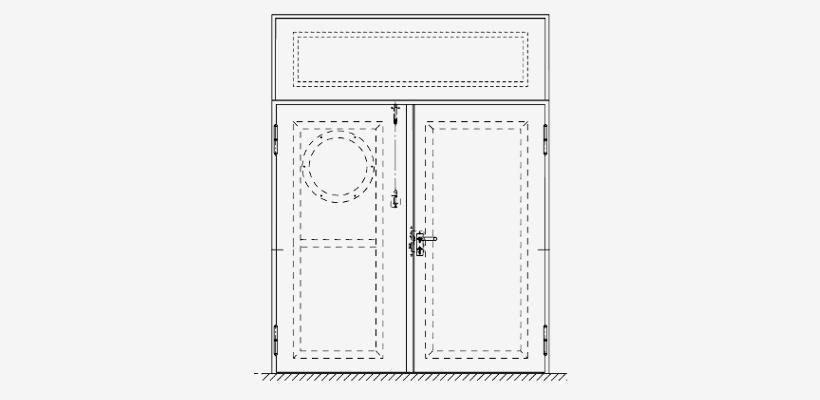 esn 2 einbruchschutzt r system schr ders. Black Bedroom Furniture Sets. Home Design Ideas