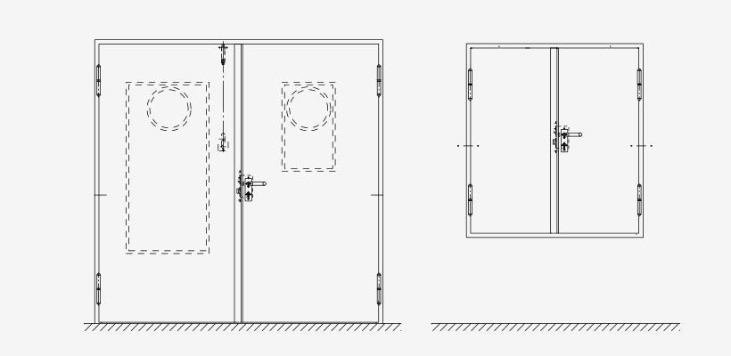 schallschutzt r innen. Black Bedroom Furniture Sets. Home Design Ideas